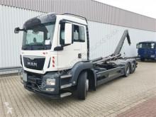 Kamion MAN TGS 26.400 6x2-4 LL 26.400 6x2-4 LL, Lenk-/Liftachse vícečetná korba použitý