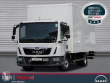 Camion MAN TGL 8.190 4X2 BL, Koffer, LBW, 6,1m, LGS furgone usato