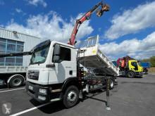 Camion MAN TGM 15.250 bi-benne occasion