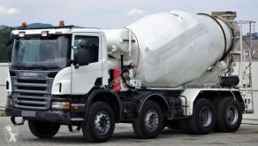 Teherautó Scania használt beton