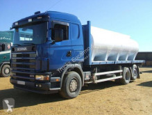 Грузовик цистерна Scania
