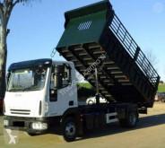 Camión Iveco volquete usado