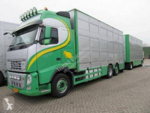 Camion Volvo bétaillère occasion