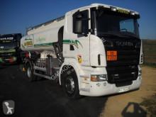 Kamion cisterna uhlovodíková paliva Scania R 500