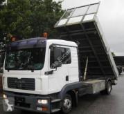 Camión MAN volquete usado