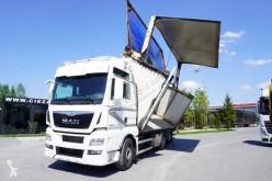 Kamión MAN TGX 28.580 korba ojazdený