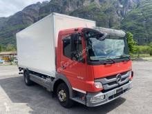 Camion fourgon déménagement Mercedes Atego 1018