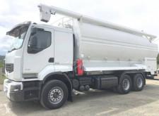 Camion cisterna trasporto alimenti Renault Premium Lander 460 6x4