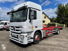 Camion portacontainers Mercedes Actros 1841