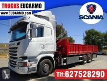 Scania plató teherautó