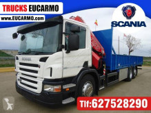 Camion Scania P 360 plateau occasion