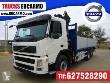Camión Volvo caja abierta usado