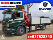 Грузовик платформа Scania P 270