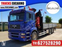 Camión MAN TGA 26.360 caja abierta usado
