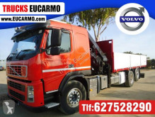 Volvo FH13 400 truck used flatbed