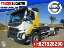 Camion polybenne Volvo FMX 420