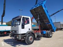 Iveco Eurocargo 180 E 24 K tector truck used tipper