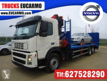 Volvo heavy equipment transport truck FH12 380