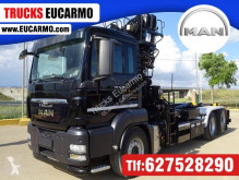 Camion MAN TGS 26.440 polybenne occasion
