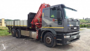 Camion Iveco Eurotech 240E42 ribaltabile trilaterale usato