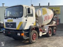 MAN betonkeverő beton teherautó 26.272
