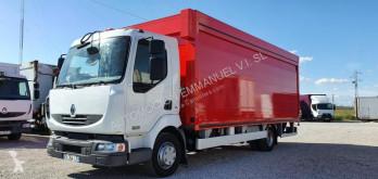 Camion fourgon brasseur Renault Midlum 180.12 DCI