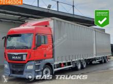 Camion remorque rideaux coulissants (plsc) MAN TGX 26.480