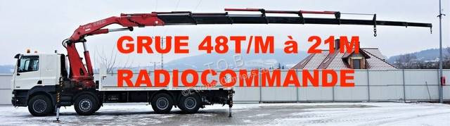 Vedere le foto Camion DAF CF 85.480