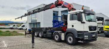 Camion MAN TGS 35.440 plateau standard occasion