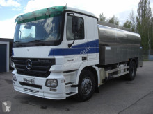 Camion Mercedes 1850LL TANK ISOLIERT citerne alimentaire occasion