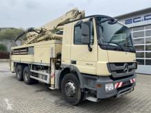 Camion pompe à béton Mercedes Axor 2632 6x4 Euro 5 Betonpumpe Putzmeister 24-4