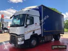 Lastbil skjutbara ridåer (flexibla skjutbara sidoväggar) Renault Trucks T