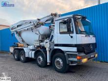 Mercedes concrete mixer truck Actros 3235