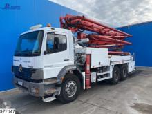 Camion calcestruzzo pompa per calcestruzzo Mercedes Axor 2633