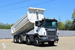 Teherautó Scania G440 Kipper *8x4*Topzustand! használt billenőkocsi