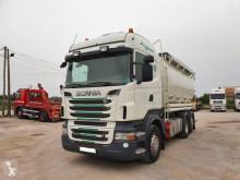 Camião cisterna pulverulente Scania R 500