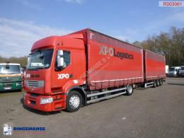 Renault semi-trailer used tautliner