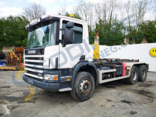 Camion polybenne Scania 380