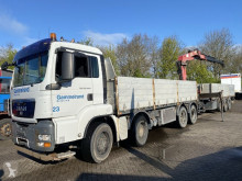Camion MAN TGS 35.440 plateau occasion