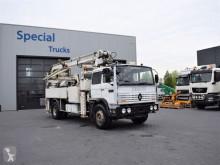 Camión hormigón bomba de hormigón Renault G300 + Schwing KVM 23-4 Concrete pump (23 meter)