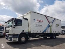 DAF CF75 310 LKW gebrauchter Schiebeplanen