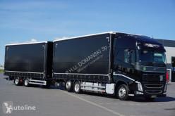 Camion Volvo FH / / 500 / XXL / ACC / EURO 6 / ZESTAW PRZEJAZDOWY 120 M3 + remorque rideaux coulissants rideaux coulissants (plsc) occasion