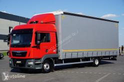 Camion Teloni scorrevoli (centinato) MAN TGL / / 12.220 / EURO 6 / FIRANKA / MAŁY PRZEBIEG / ŁAD. 5720 KG