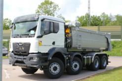 Camion MAN TGS 41.470 8X4 TG 3 EuromixMTP Kipper benne occasion