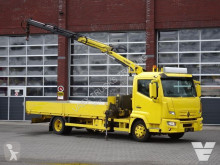 Renault Gamme D Cab - 7.5T - Palfinger PK4200 Crane - Side Boards - - Automatic LKW gebrauchter Pritsche