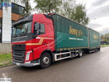 Volvo Lastzug Schiebeplanen FH