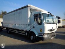 Renault ponyvával felszerelt plató teherautó Midlum 220.14 DXI