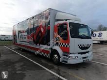 Camion van per trasporto di cavalli Renault Midlum 270.12