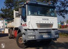 Teherautó Iveco Trakker 310 használt billenőkocsi építőipari használatra