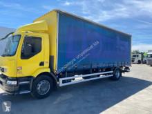 Lastbil skjutbara ridåer (flexibla skjutbara sidoväggar) Renault Midlum 270 DXI